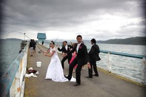 BrideFishing