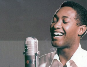 The late, great American singer, songwriter Sam Cooke